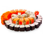 Roll ve sushi setler